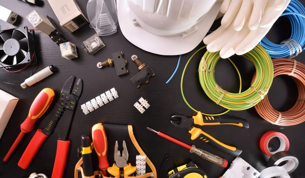 Here Are The Most Common Electrician Supplies Every Labourer Needs