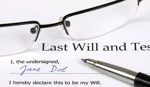 Rationale Behind Introducing Lawyers for a Will Dispute